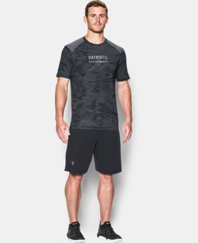Men's NFL Combine Authentic UA Pinnacle Printed T-Shirt  5 Colors $33.74