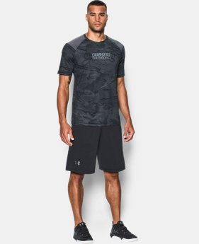 New Arrival Men's NFL Combine Authentic UA Pinnacle Printed T-Shirt  31 Colors $59.99