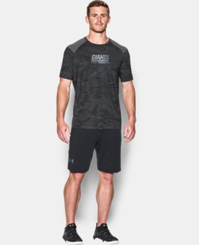 Men's NFL Combine Authentic UA Pinnacle Printed T-Shirt  1 Color $44.99