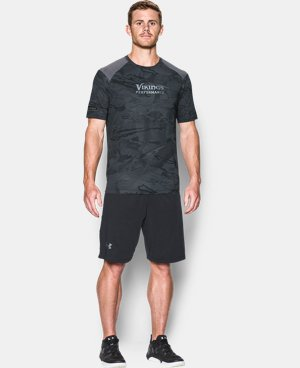 New Arrival Men's NFL Combine Authentic UA Pinnacle Printed T-Shirt  1 Color $59.99