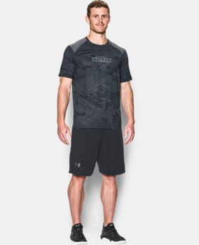 Men's NFL Combine Authentic UA Pinnacle Printed T-Shirt  10 Colors $33.74