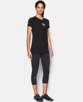 Women's NFL Combine Authentic UA Graphic T-Shirt   1 Color $26.99