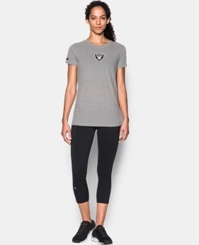 Women's NFL Combine Authentic UA Graphic T-Shirt  LIMITED TIME: FREE U.S. SHIPPING 1 Color $34.99