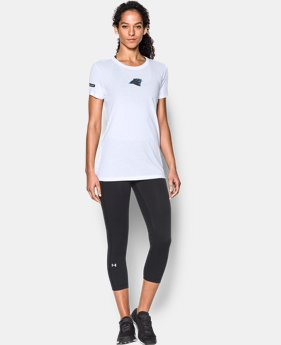 Women's NFL Combine Authentic UA Graphic T-Shirt  LIMITED TIME: 25% OFF 2 Colors $34.99
