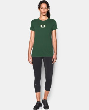 Women's NFL Combine Authentic UA Graphic T-Shirt  LIMITED TIME: FREE U.S. SHIPPING 2 Colors $34.99
