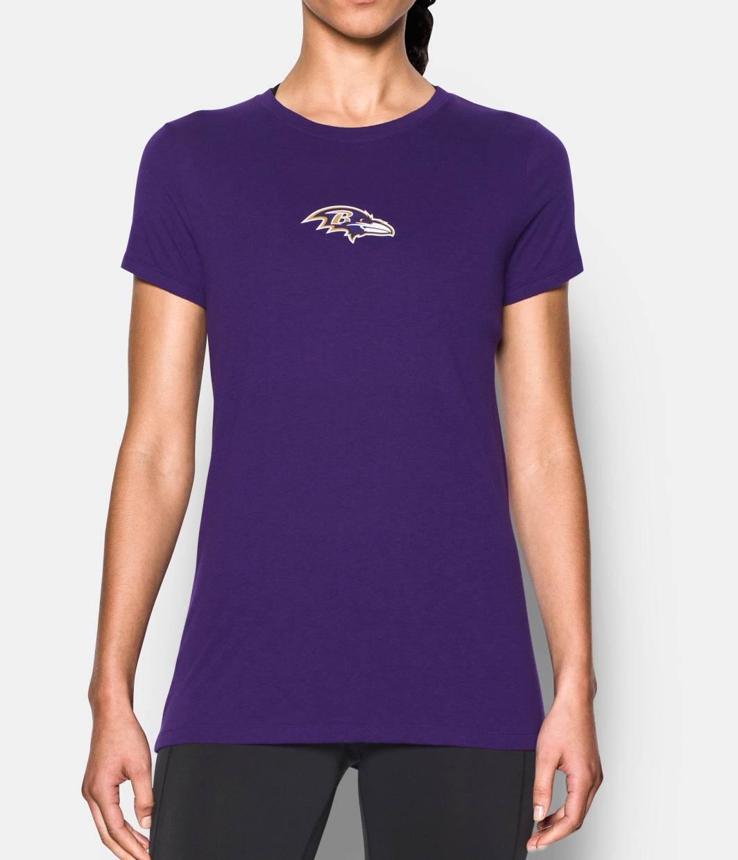Women 39 S Nfl Combine Authentic Ua Graphic T Shirt Under