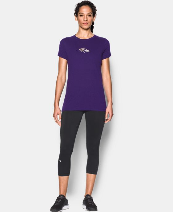 Women's NFL Combine Authentic UA Graphic T-Shirt    $34.99