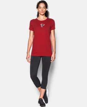 Women's NFL Combine Authentic UA Graphic T-Shirt   3 Colors $24.99