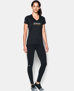 New Arrival Women's NFL Combine Authentic UA Tech™ V-Neck LIMITED TIME: FREE SHIPPING 1 Color $34.99