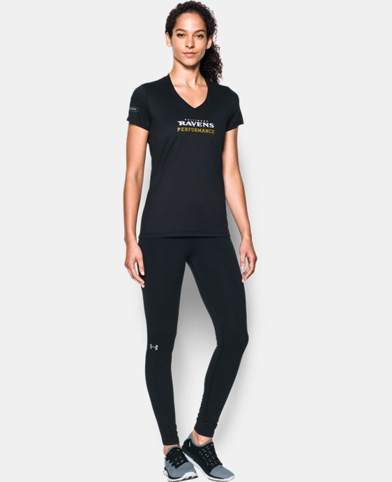 Women's NFL Combine Authentic UA Tech™ V-Neck LIMITED TIME: FREE U.S. SHIPPING 8 Colors $34.99