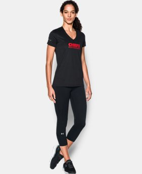 Women's NFL Combine Authentic UA Tech™ V-Neck  4 Colors $26.99