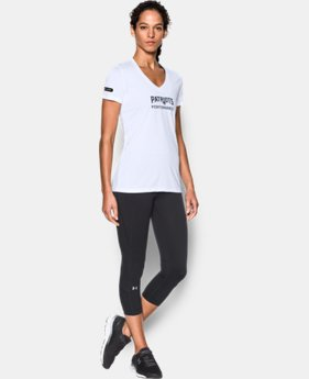 Women's NFL Combine Authentic UA Tech™ V-Neck  5 Colors $34.99