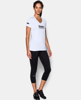 Women's NFL Combine Authentic UA Tech™ V-Neck  3 Colors $34.99