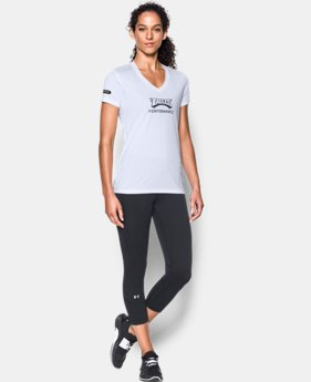 Women's NFL Combine Authentic UA Tech™ V-Neck LIMITED TIME: FREE U.S. SHIPPING 1  Color Available $34.99