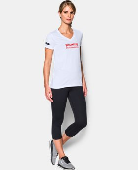 Women's NFL Combine Authentic UA Tech™ V-Neck  8 Colors $34.99