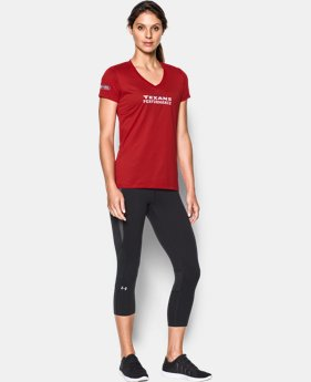 Women's NFL Combine Authentic UA Tech™ V-Neck   $34.99