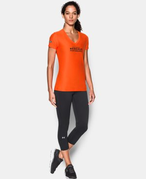 Women's NFL Combine Authentic UA Tech™ V-Neck LIMITED TIME: FREE U.S. SHIPPING 2 Colors $34.99