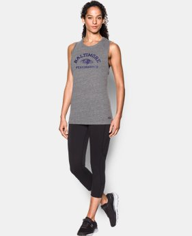 Women's NFL Combine Authentic UA Muscle T-Shirt  1 Color $20.99