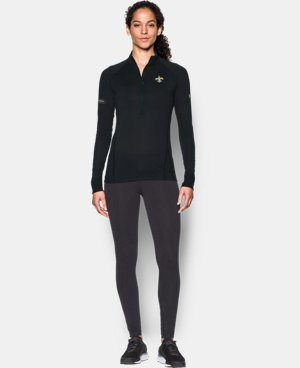 Women's NFL Combine Authentic UA Tech™ ½ Zip  1 Color $44.99