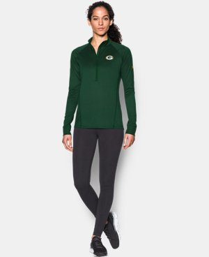 Women's NFL Combine Authentic UA Tech™ ½ Zip   $59.99