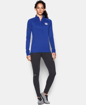 New Arrival Women's NFL Combine Authentic UA Tech™ ½ Zip LIMITED TIME: FREE SHIPPING 3 Colors $59.99