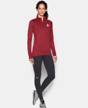 Women's NFL Combine Authentic UA Tech™ ½ Zip  1 Color $59.99