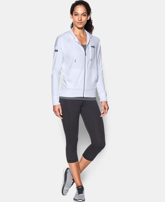 Women's NFL Combine Authentic UA French Terry Hoodie  2 Colors $59.99
