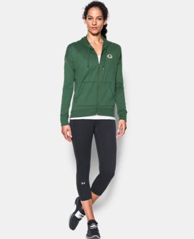 Best Seller Women's NFL Combine Authentic UA French Terry Hoodie  1  Color Available $80