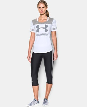 New Arrival  Women's UA Graphic Baseball T LIMITED TIME: FREE SHIPPING 1 Color $29.99 to $39.99