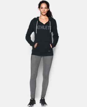 Women's UA Favorite Fleece-Athlete  1 Color $54.99