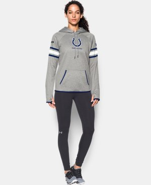 Women's NFL Combine Authentic UA Storm Armour® Fleece Hoodie LIMITED TIME: FREE U.S. SHIPPING 1 Color $79.99