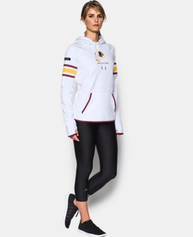 Women's NFL Combine Authentic UA Storm Armour® Fleece Hoodie  3 Colors $79.99