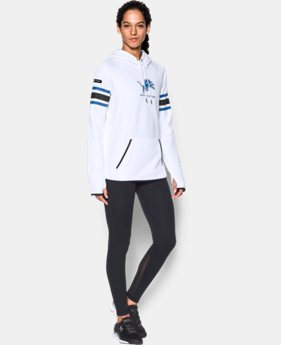 Women's NFL Combine Authentic UA Storm Armour® Fleece Hoodie  11 Colors $79.99