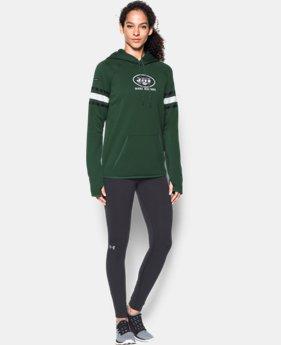 Women's NFL Combine Authentic UA Storm Armour® Fleece Hoodie LIMITED TIME: FREE U.S. SHIPPING  $59.99