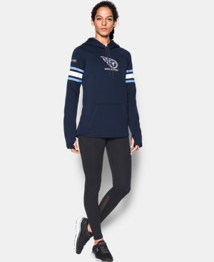 Women's NFL Combine Authentic UA Storm Armour® Fleece Hoodie LIMITED TIME: FREE U.S. SHIPPING  $79.99