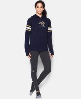 Women's NFL Combine Authentic UA Storm Armour® Fleece Hoodie   $44.99