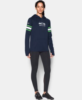 Women's NFL Combine Authentic UA Storm Armour® Fleece Hoodie   $79.99