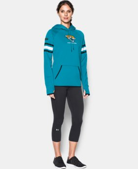 Women's NFL Combine Authentic UA Storm Armour® Fleece Hoodie  2 Colors $47.99