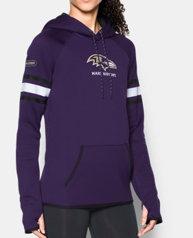 8b449ccee9 Purple NFL Combine Authentic ColdGear Football | Under Armour US