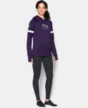 Women's NFL Combine Authentic UA Storm Armour® Fleece Hoodie LIMITED TIME: 25% OFF  $47.99 to $59.99