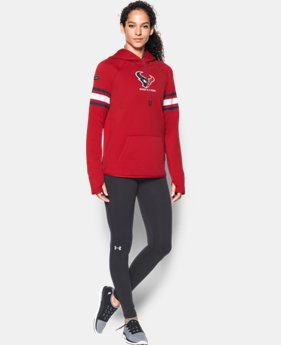Women's NFL Combine Authentic UA Storm Armour® Fleece Hoodie  3 Colors $44.99