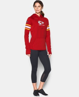 Women's NFL Combine Authentic UA Storm Armour® Fleece Hoodie LIMITED TIME: FREE U.S. SHIPPING 5 Colors $59.99
