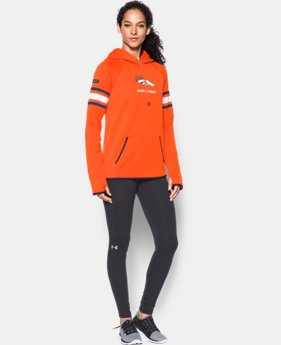 New Arrival Women's NFL Combine Authentic UA Storm Armour® Fleece Hoodie   $79.99