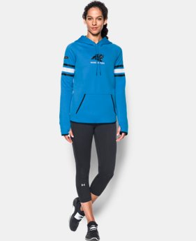 New Arrival Women's NFL Combine Authentic UA Storm Armour® Fleece Hoodie  1 Color $79.99
