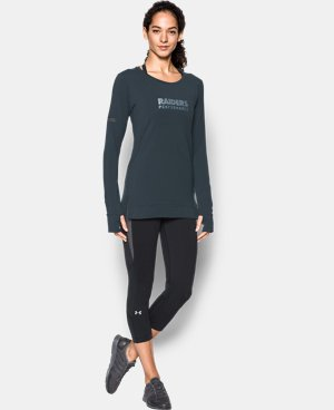 Women's NFL Combine Authentic UA Pinnacle Long Sleeve T-Shirt LIMITED TIME: FREE U.S. SHIPPING 28 Colors $41.99