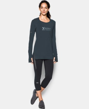 New Arrival Women's NFL Combine Authentic UA Pinnacle Long Sleeve T-Shirt LIMITED TIME: FREE U.S. SHIPPING 1 Color $54.99
