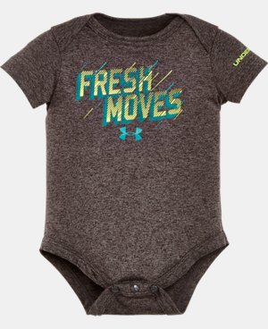 New Arrival Boys' Newborn UA Protect This House Bodysuit LIMITED TIME: FREE U.S. SHIPPING  $11.99