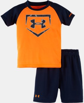 Boys' Infant UA Rookie Pro Legend Set