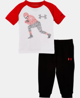 Boys' Infant UA Graphic Pant Set LIMITED TIME: FREE SHIPPING 1 Color $34.99