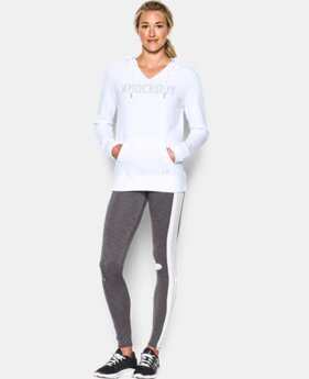 Women's UA Favorite Fleece- Knockout LIMITED TIME: FREE SHIPPING 1 Color $64.99